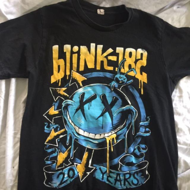 Blink-182 Band Tee