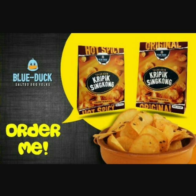 Blue Duck Salted Egg