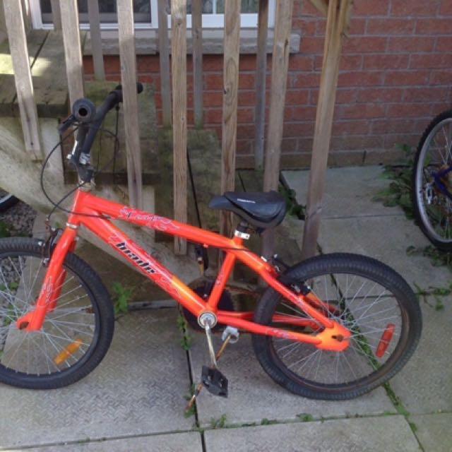 BMx Bike Selling As Is