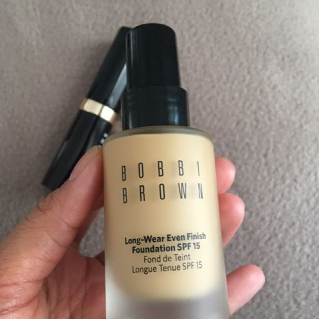 Bobbi Brown Long Wear Foundation