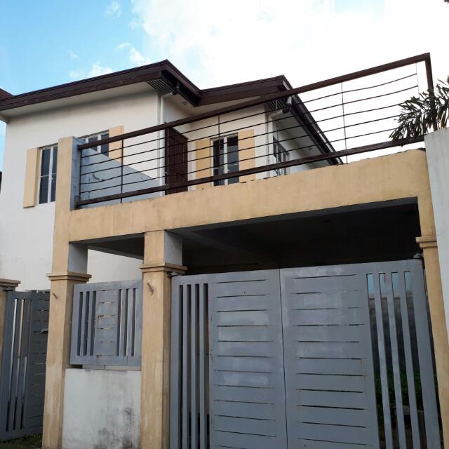 Brand New House And Lot For Sale