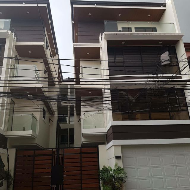 Brand New Townhouse In Kamias QC