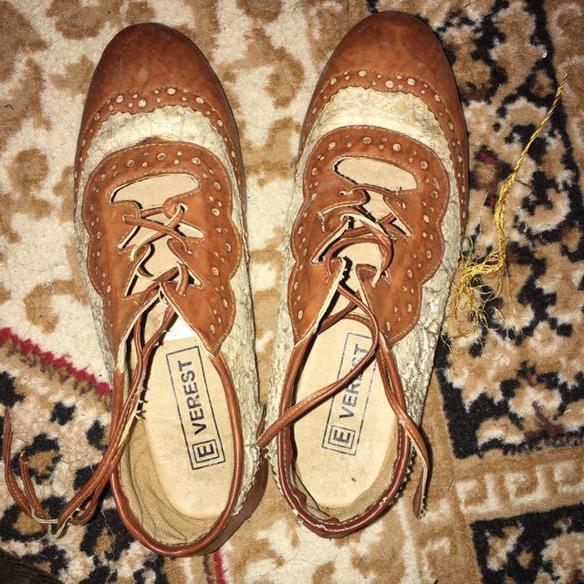 Brukat Shoes