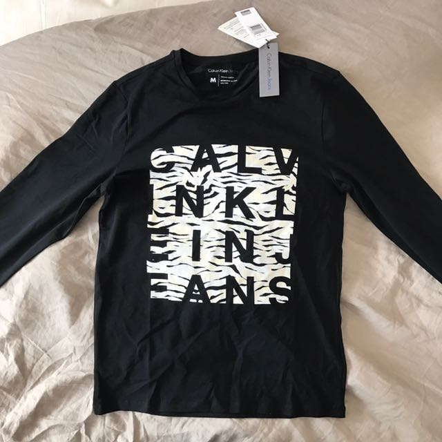 Calvin Klein Long sleeves T-shirt