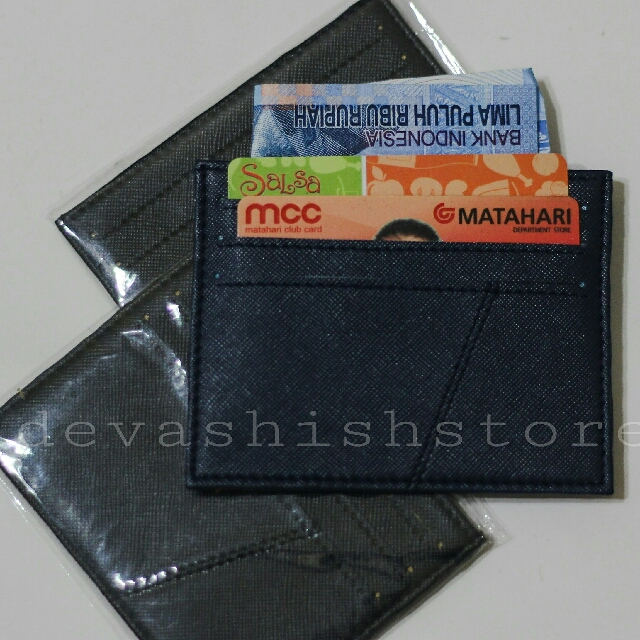 Card Holder // Tempat Kartu // Dompet Kartu