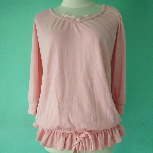 Cecil Mcbee Pinky Blouse