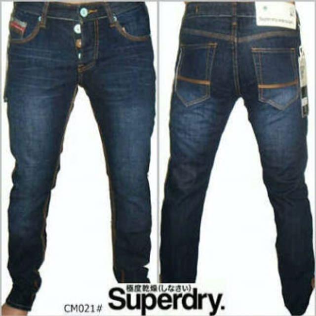 Celana Superdry Original