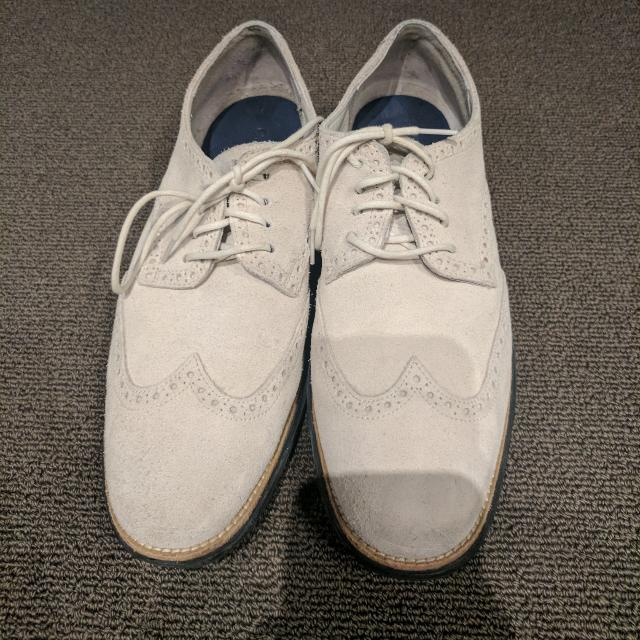 Cole Haan Lunar Grand Cream OxfordUS10.5 $100