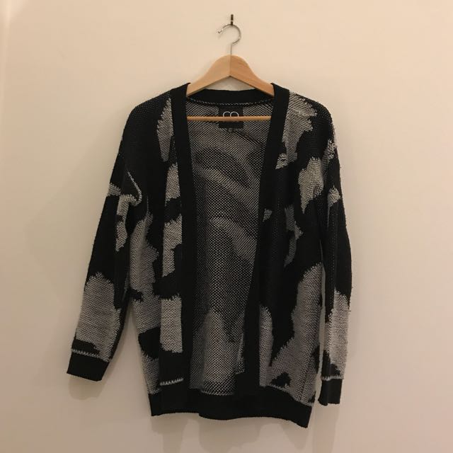 Cotton On Patterned Cardigan