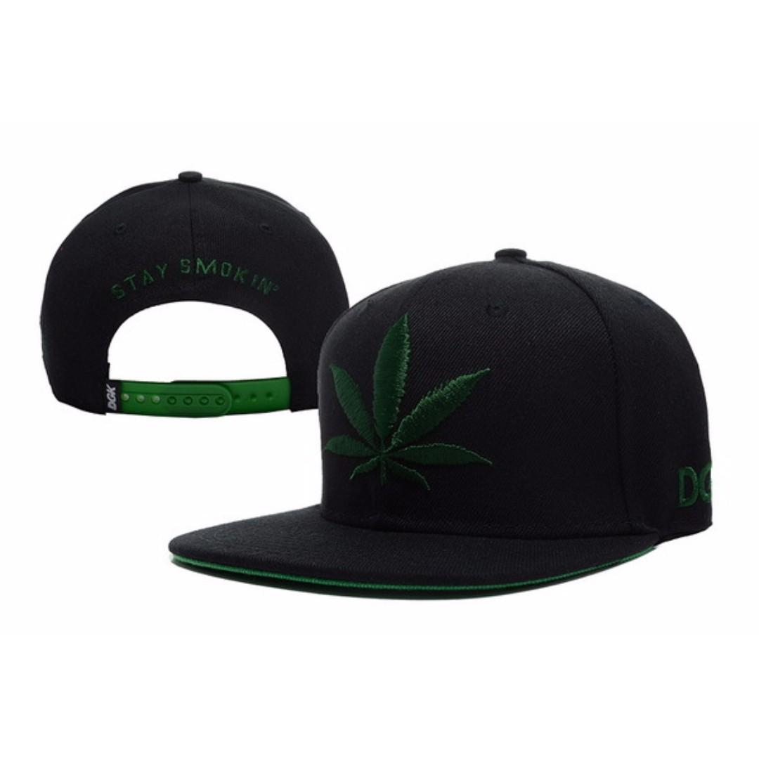 e1a3dbd3 DGK Stone Weed Hip Hop Snapback Cap, Men's Fashion, Accessories ...