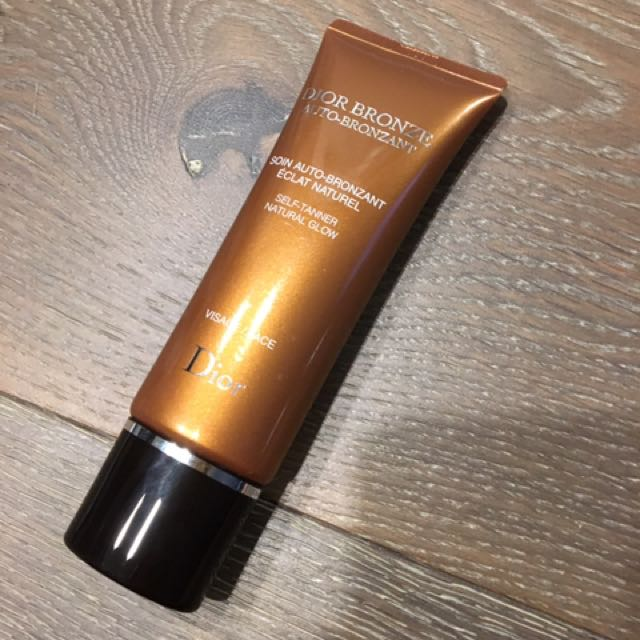 DIOR Dior Bronze Self-Tanner Natural Glow Face