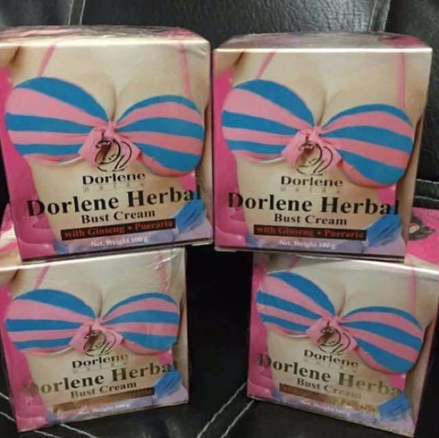 DORLENE HERBAL BUST CREAM