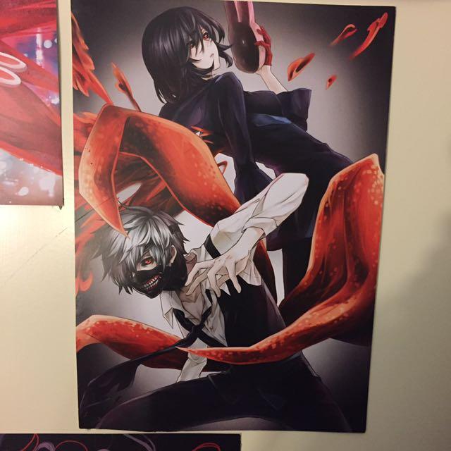 Eternals Tokyo Ghoul Official Fan Art