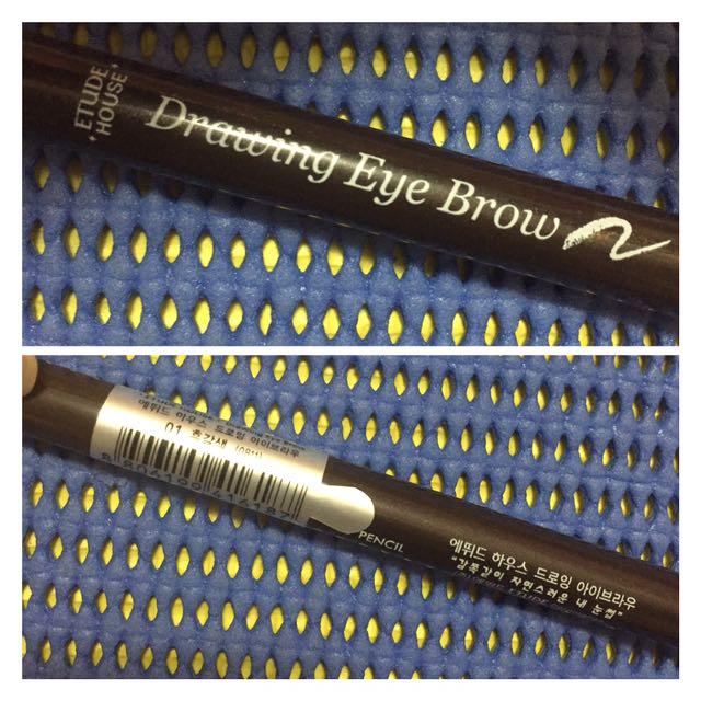 Etude House Drawing Eye Brow (dark brown)