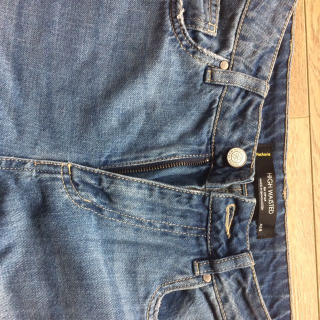 Factorie High Waisted Jeans