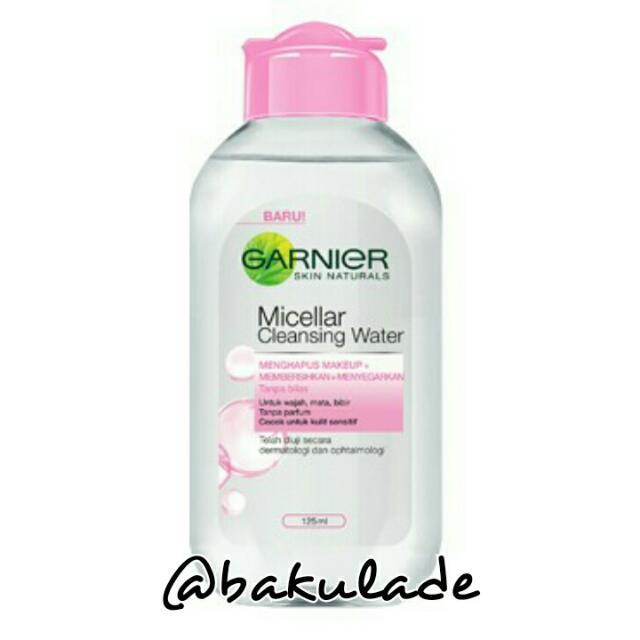 Garnier Micellar Cleansing Water 125ml