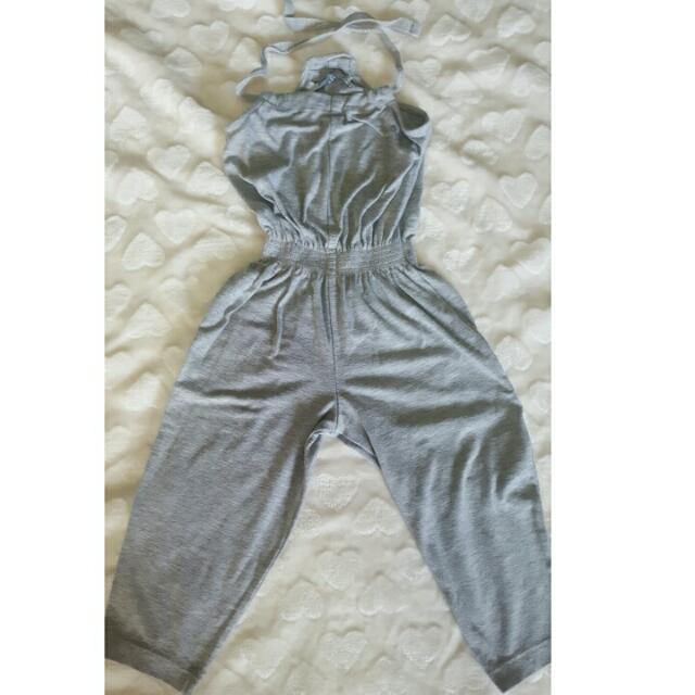 gingersnap overall size 18