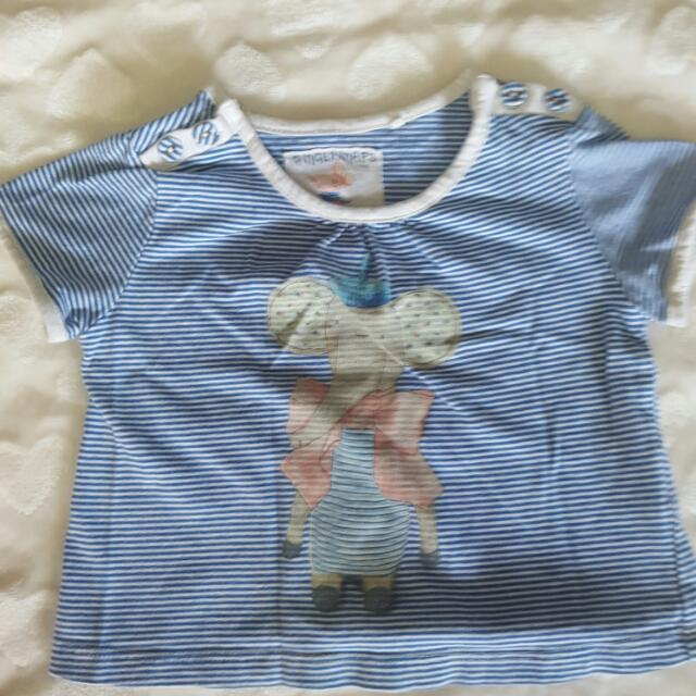 gingersnaps t shirt size 18