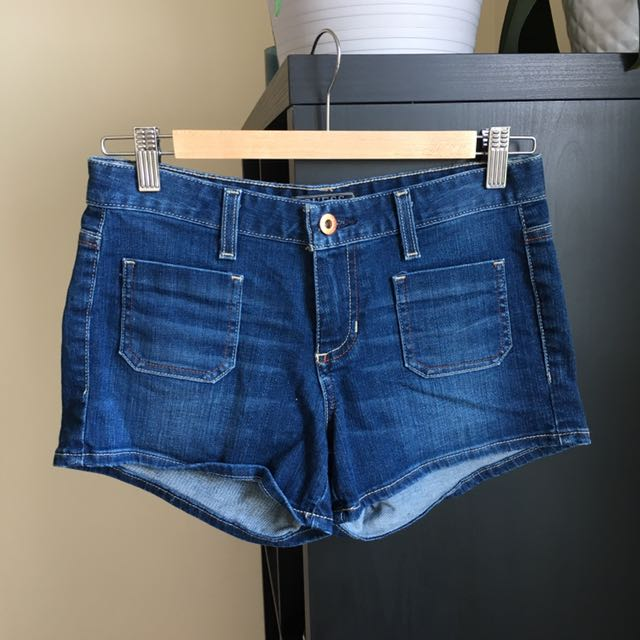 Guess Jean Shorts Size 26