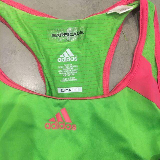 Gym Tops - Adidas, Puma, New Balance