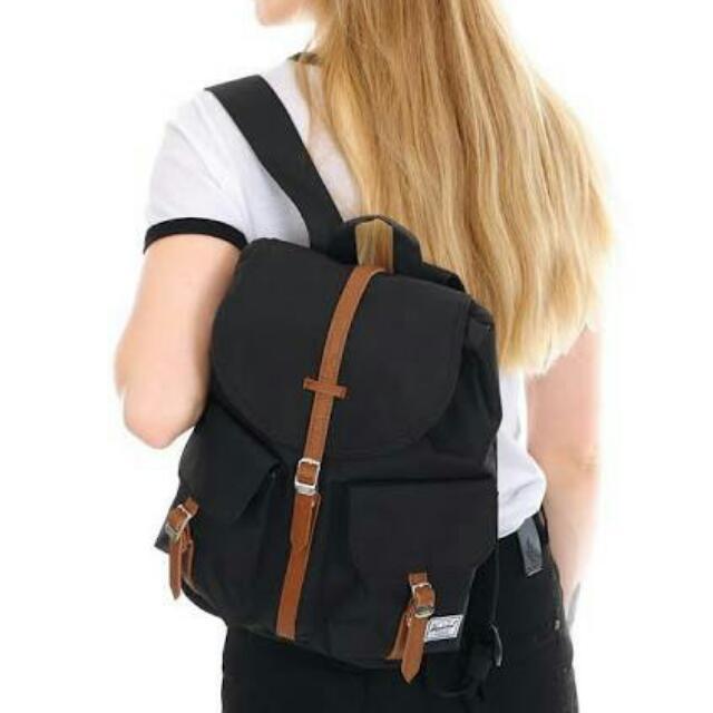 HERSCHEL Supply Co. DAWSON Women's Backpack Black/Tan