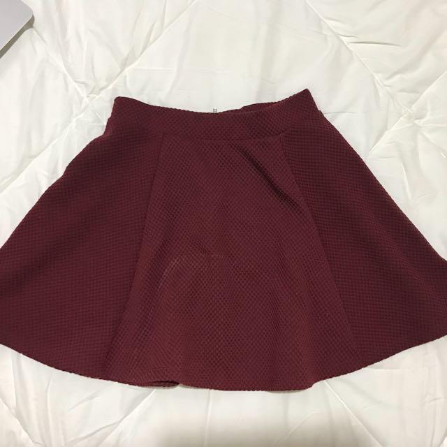 H&M Float Skirt