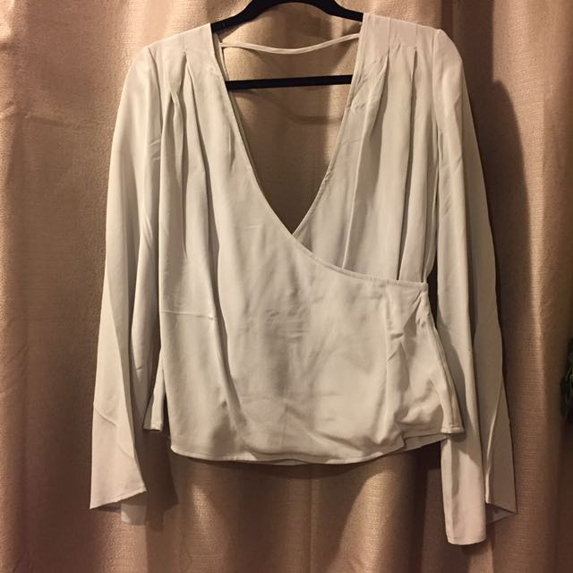 Keepsake Silk Top XS