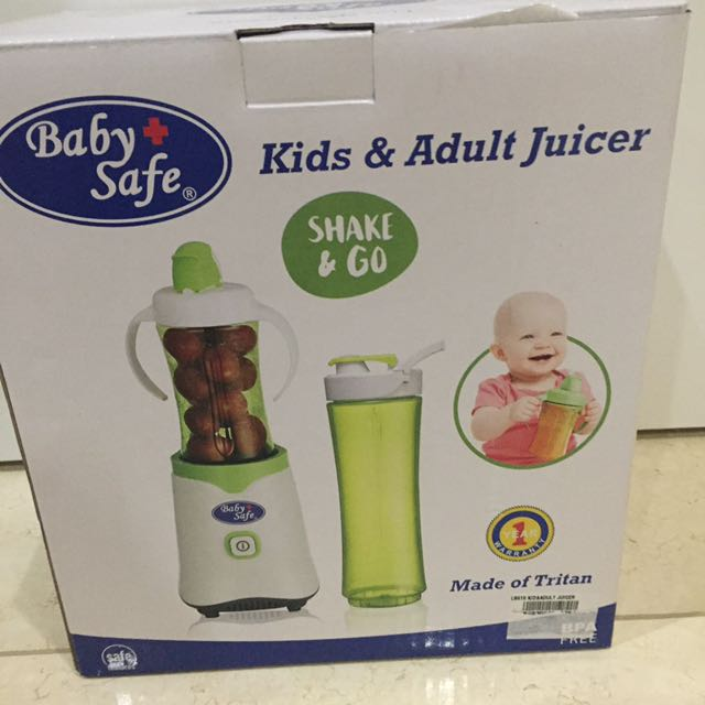 Kids And Adult Juicer New