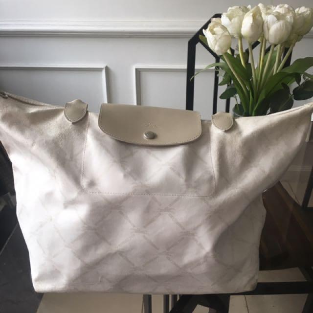 Longchamp Metallic Long Handle