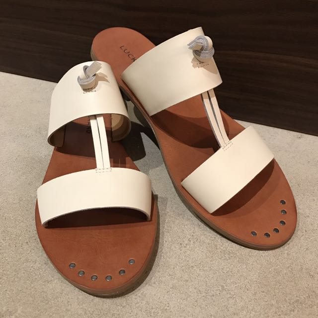 Lucky Brand Slide Sandal (Size 8 - New in box)