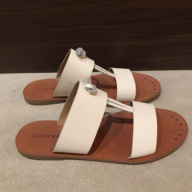 Lucky Brand Slide Sandal (Size 8 - New in box)