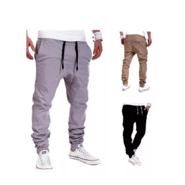 Men's Chinos Trousers Pants