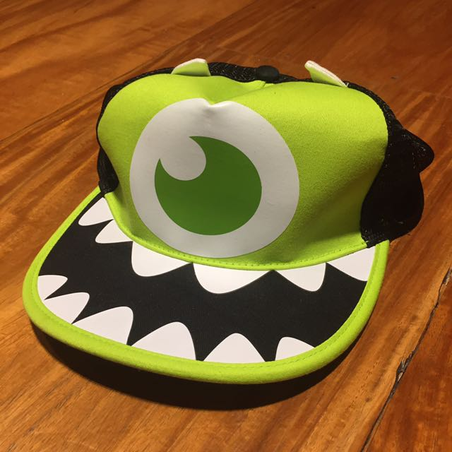 Disney's Monster's Inc. Mike Wazowzki Cap