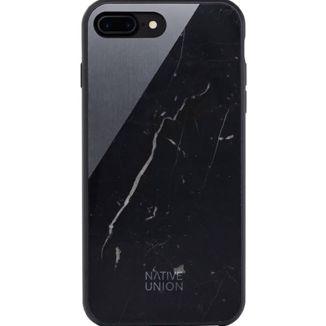 NATIVE UNION MARBLE PHONE CASE