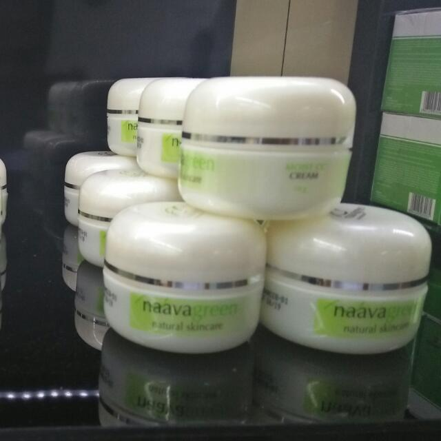 Nava green moist CC cream