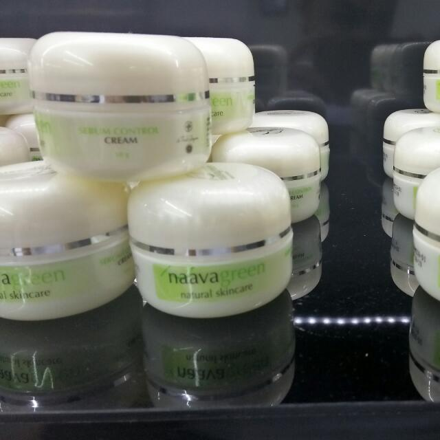Navagreen sebum control cream