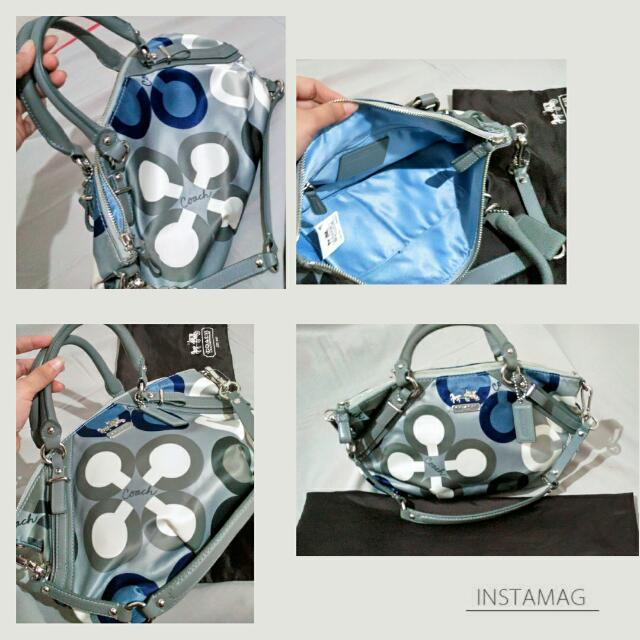 NEW_Authentic COACH Handbag