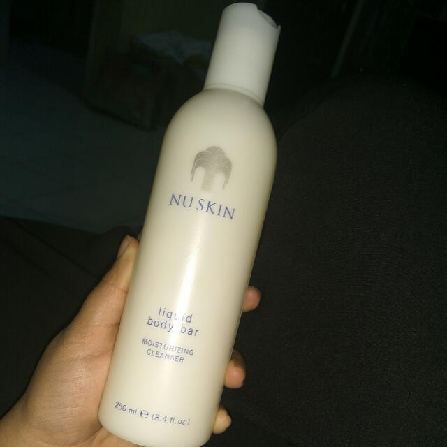Nu Skin Liquid Body Bar