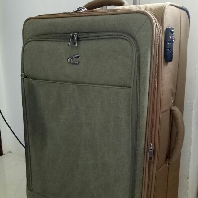 REPRICE Original Camel Active Luggage 5516f28369