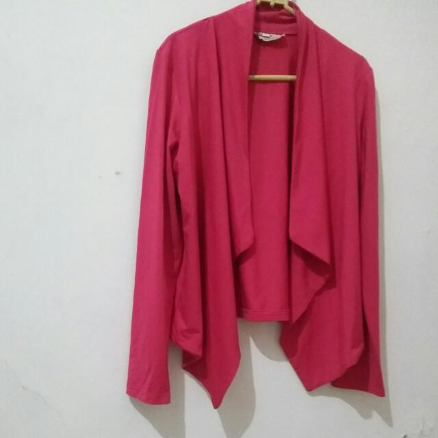 Outer Pink Shock