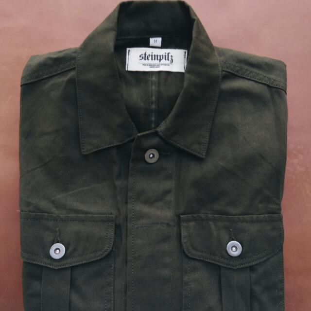 Outerwear Steinpilz Olive