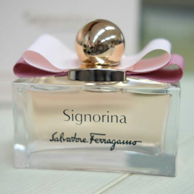 Parfum Signoria Salvatore Ferragamo