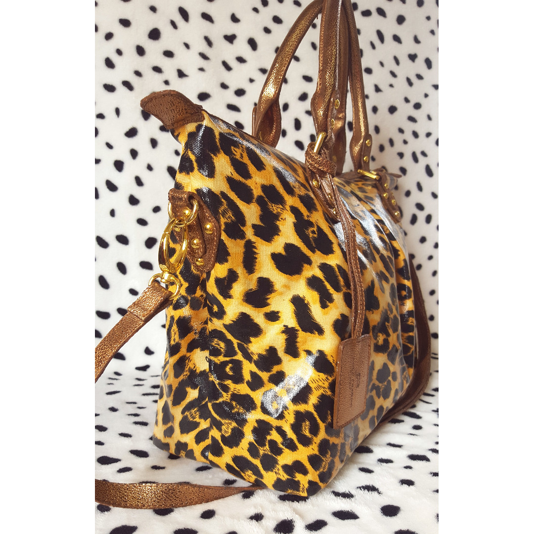 b715a55811ac Carousell의 Polo Franco Italy 2 way Bag Shoppers Tote