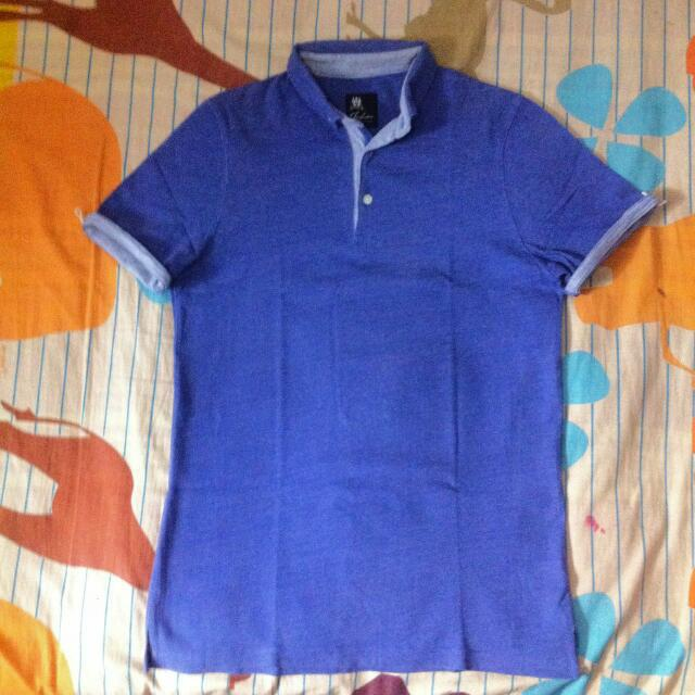 Polo Shirt Fake London Size M