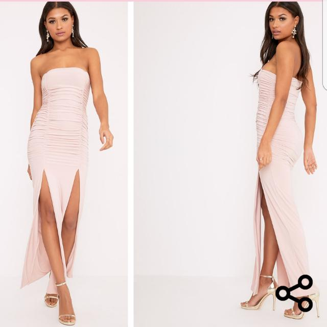 PRETTY LITTLE THING FORMAL DRESS