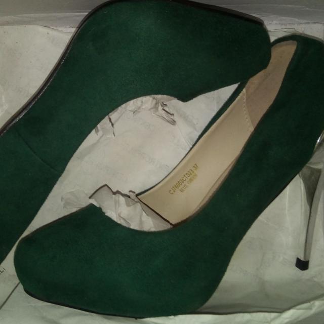 """Pump Shoes 5"""""""