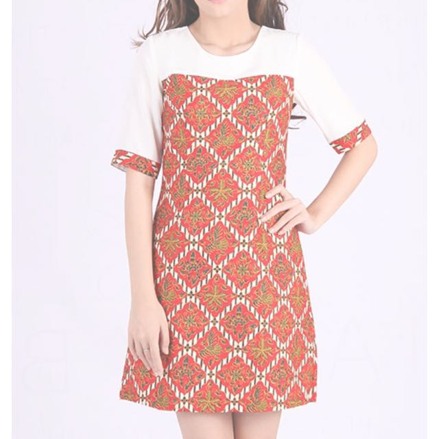 Rianty Batik Dress 💕