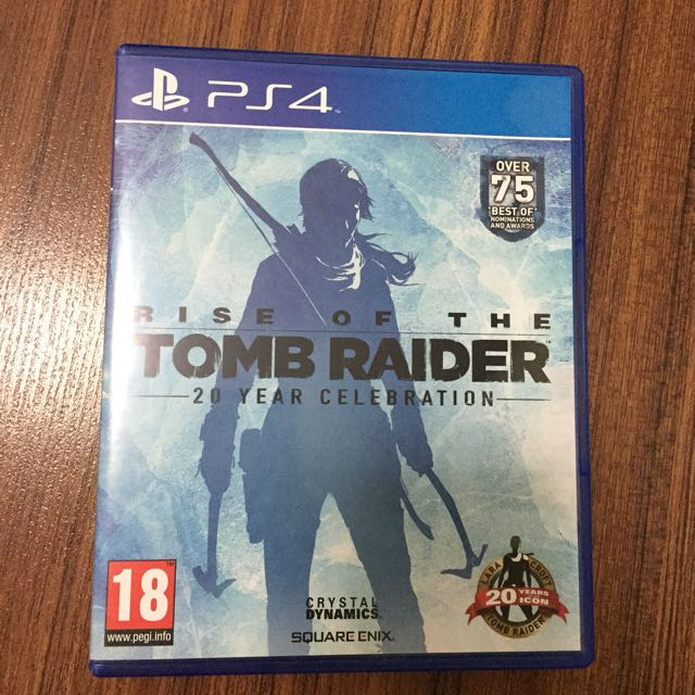 Rise Of The Tomb Raider (20 Year Celebration)