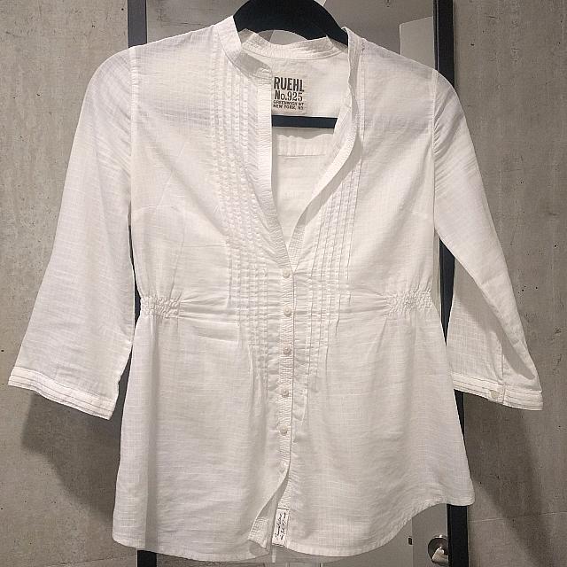 Ruehl No 925 Cotton Shirt