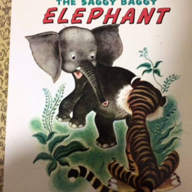 Saggy Elephant